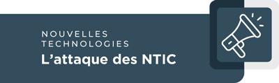Nouvelles technologies - L'attaque des NTIC