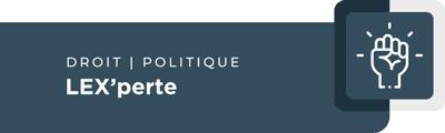 Droit et politique - LEX'perte